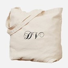 DV-cho black Tote Bag