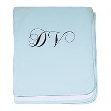 DV-cho black baby blanket