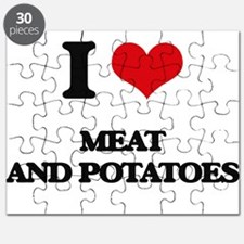 meat and potatoes Puzzle