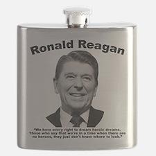 Reagan: Dream Flask