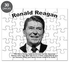 Reagan: Dream Puzzle