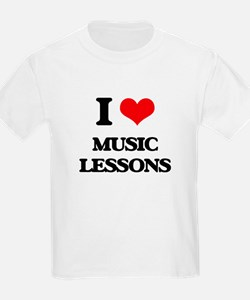music lessons T-Shirt