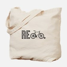 Re Bicycle Tote Bag