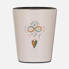 shamanistic 3 Shot Glass