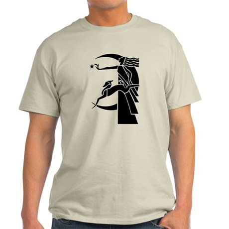 Diana or Artemis Huntress Goddess of Moon T-Shirt