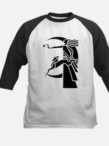 Diana or Artemis Huntress Goddess Baseball Jersey