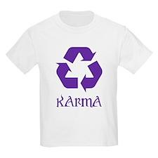 Karma Recycle What Goes Around Comes Aroun T-Shirt