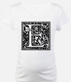 William Morris Cloister Alphabet Shirt