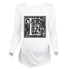 William Morris Clois Long Sleeve Maternity T-Shirt