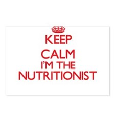 Keep calm I'm the Nutriti Postcards (Package of 8)