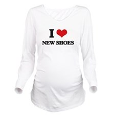 new shoes Long Sleeve Maternity T-Shirt