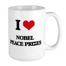 nobel peace prizes Mugs