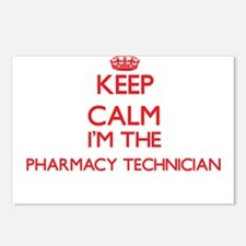 Keep calm I'm the Pharmac Postcards (Package of 8)