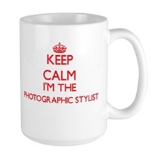 Keep calm I'm the Photographic Stylist Mugs