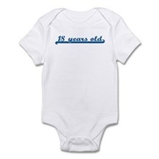 18 years old (sport-blue) Infant Bodysuit