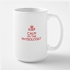 Keep calm I'm the Physiologist Mugs