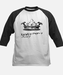Anne of Cleves Crown and Signature Baseball Jersey