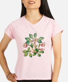 Wild Roses Performance Dry T-Shirt