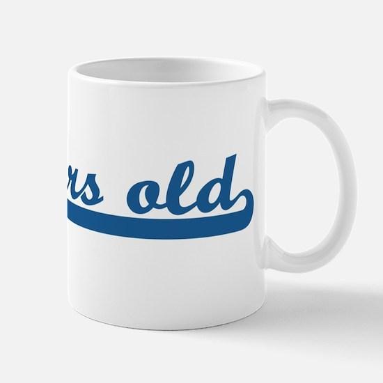 16 years old (sport-blue) Mug