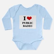 public radio Body Suit