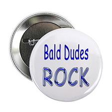Bald Dudes Rock Button