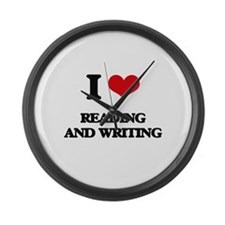 reading and writing Large Wall Clock