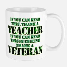 Thank A Veteran Mugs