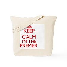Keep calm I'm the Premier Tote Bag