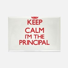 Keep calm I'm the Principal Magnets