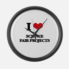science fair projects Large Wall Clock
