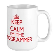 Keep calm I'm the Programmer Mugs