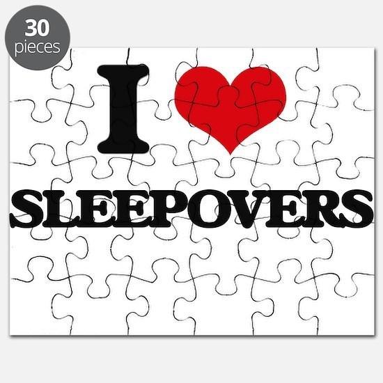 sleepovers Puzzle