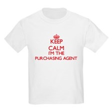 Keep calm I'm the Purchasing Agent T-Shirt