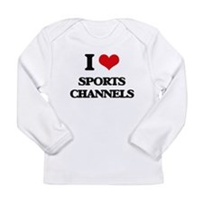 sports channels Long Sleeve T-Shirt