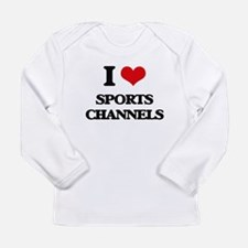 sports channels Long Sleeve T-Shirt