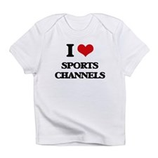sports channels Infant T-Shirt