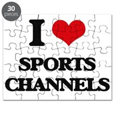 sports channels Puzzle