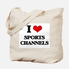 sports channels Tote Bag