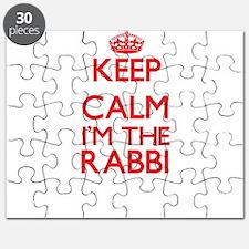 Keep calm I'm the Rabbi Puzzle