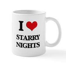 starry nights Mugs