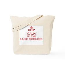 Keep calm I'm the Radio Producer Tote Bag