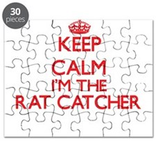 Keep calm I'm the Rat Catcher Puzzle