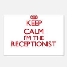 Keep calm I'm the Recepti Postcards (Package of 8)