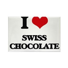 swiss chocolate Magnets