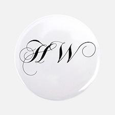 "HW-cho black 3.5"" Button"