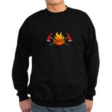 SMALL AXES AND FLAME Jumper Sweater