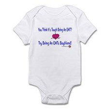 EMTs Boyfriend Infant Bodysuit