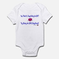EMTs Boyfriend Infant Bodysuit