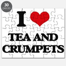 tea and crumpets Puzzle