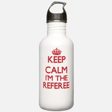 Keep calm I'm the Refe Water Bottle